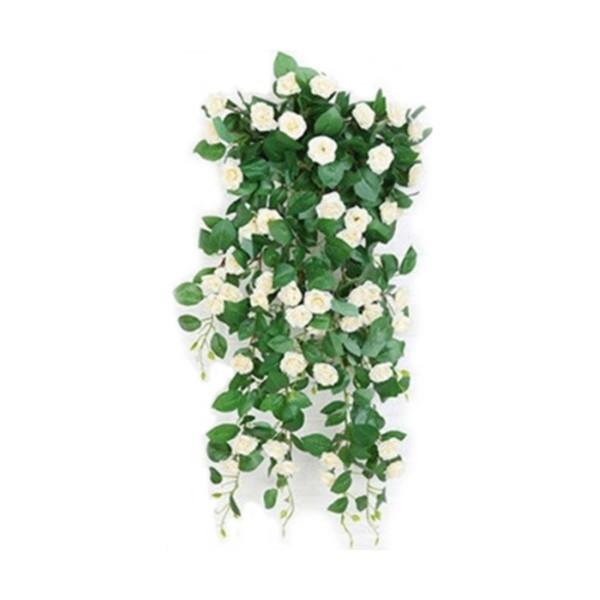 Туфа бели рози